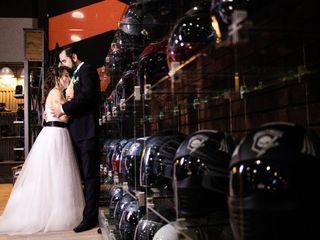 La boda de Lesslie  y Daniel
