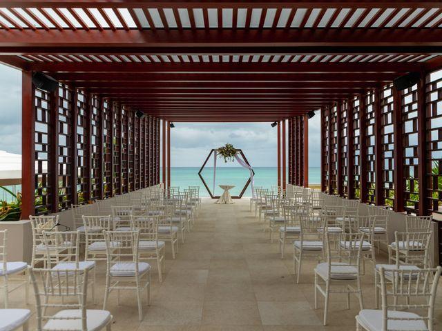 La boda de Alexandre y Karla en Puerto Morelos, Quintana Roo 3