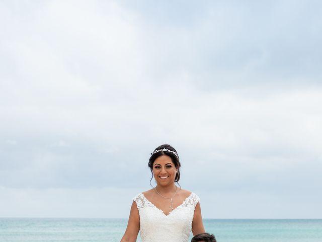 La boda de Alexandre y Karla en Puerto Morelos, Quintana Roo 10