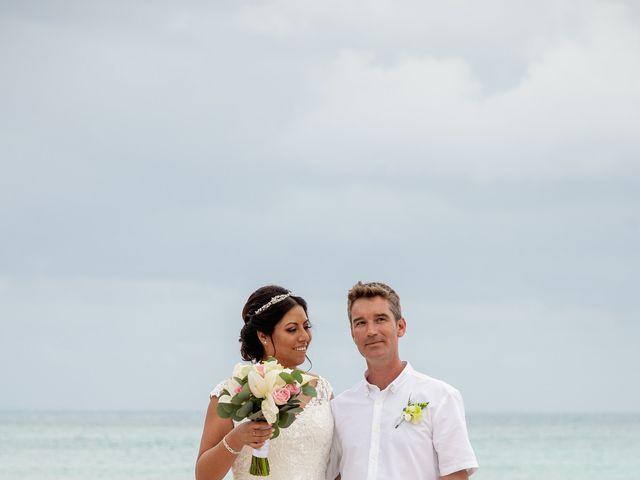 La boda de Alexandre y Karla en Puerto Morelos, Quintana Roo 11