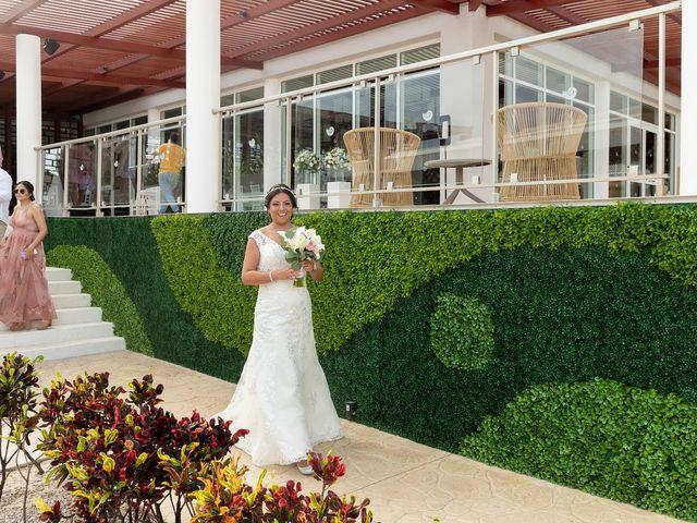La boda de Alexandre y Karla en Puerto Morelos, Quintana Roo 2