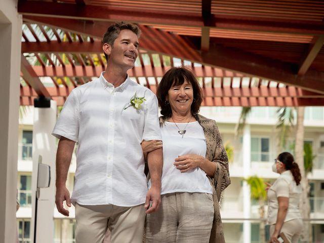 La boda de Alexandre y Karla en Puerto Morelos, Quintana Roo 14