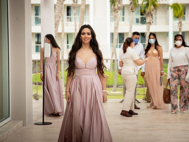 La boda de Alexandre y Karla en Puerto Morelos, Quintana Roo 16