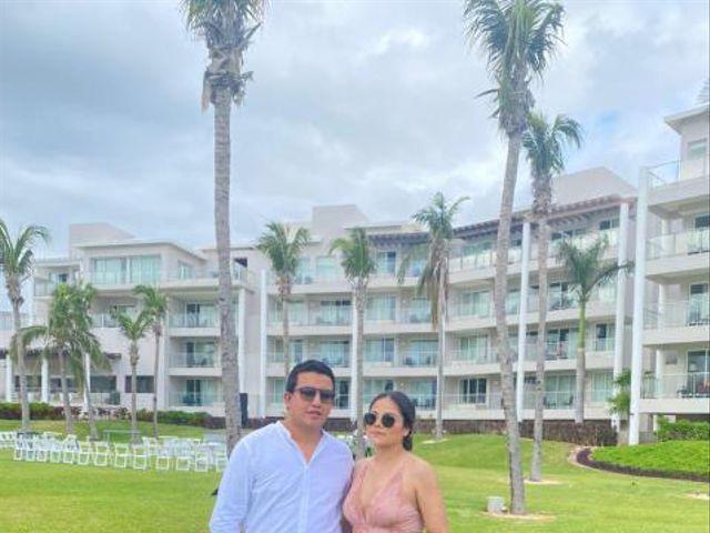 La boda de Alexandre y Karla en Puerto Morelos, Quintana Roo 17