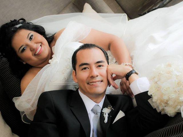 La boda de Angie y Alonso