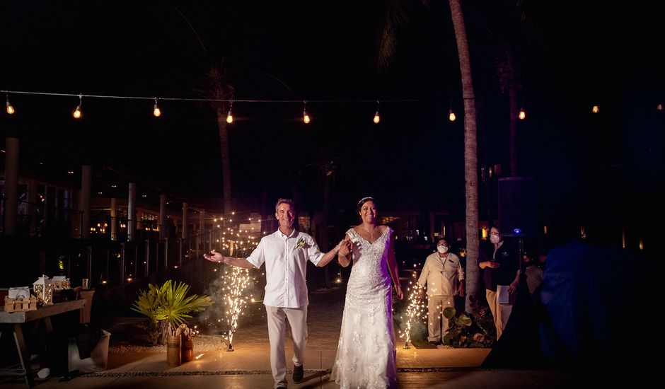 La boda de Alexandre y Karla en Puerto Morelos, Quintana Roo