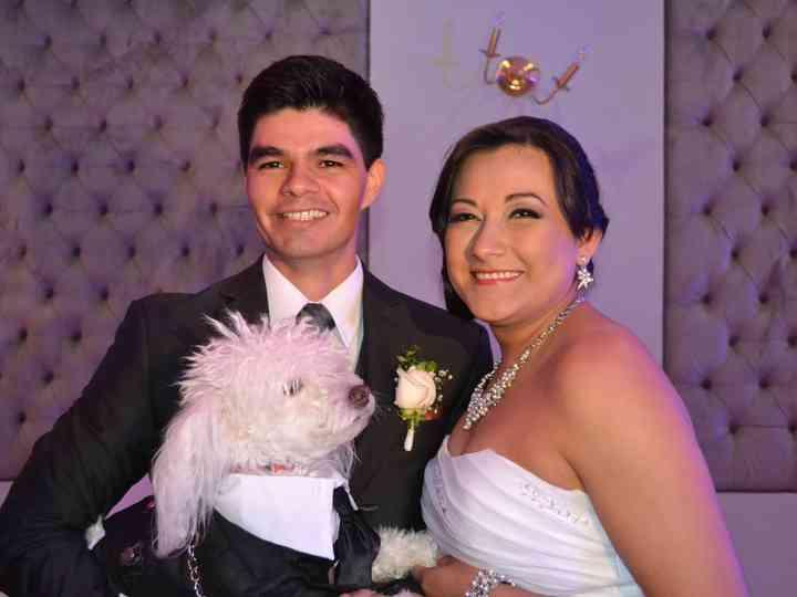 La boda de Clara y Enrique