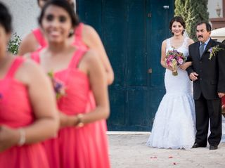 La boda de Denisse y Daniel 2