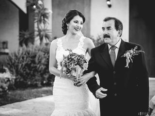 La boda de Denisse y Daniel 3