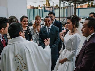 La boda de Alu y Oscar 2
