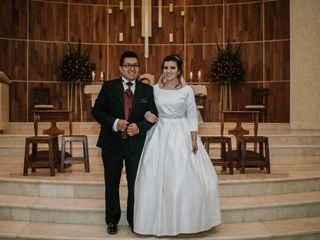 La boda de Alu y Oscar