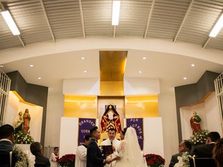 La boda de Paulina y Gustavo  1