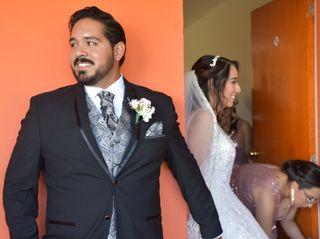 La boda de Magdiel y Linnet 1