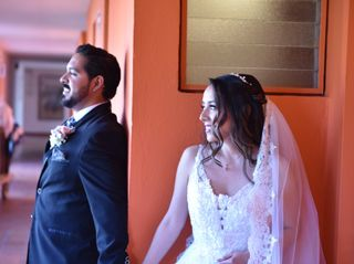 La boda de Magdiel y Linnet 2