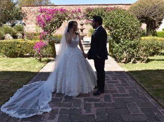 La boda de Magdiel y Linnet 3