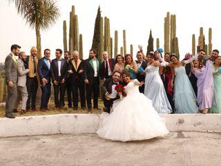 La boda de Clau y Rodrigo 1