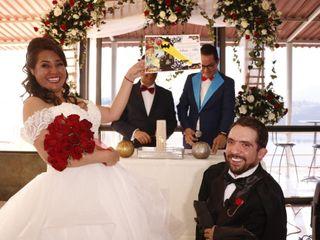 La boda de Clau y Rodrigo