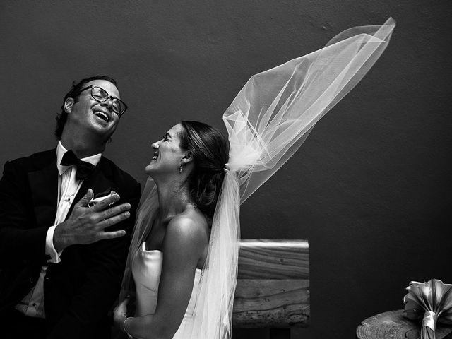La boda de Marisa y Frank