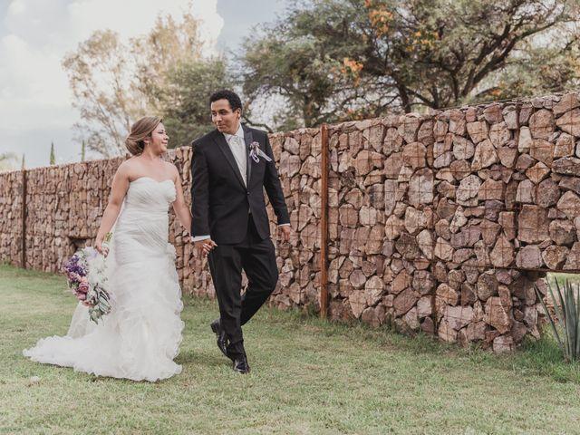La boda de Montzerrat y Mauricio