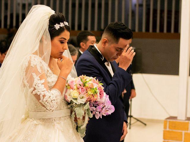 La boda de Paulina y Gustavo