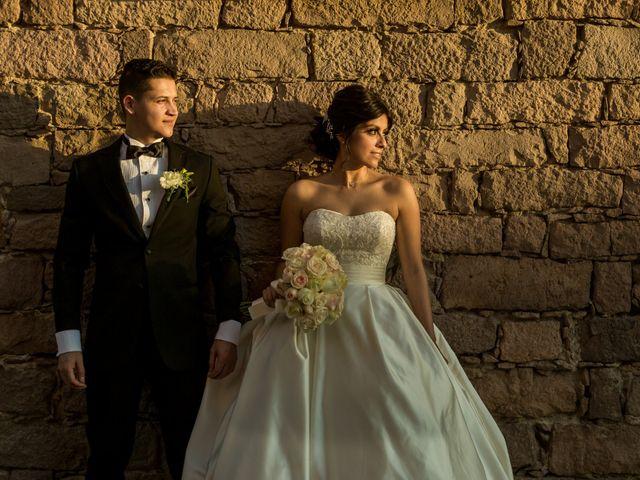 La boda de Kenia y Alfonso