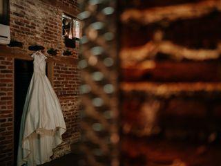 La boda de Mónica y Alan 1