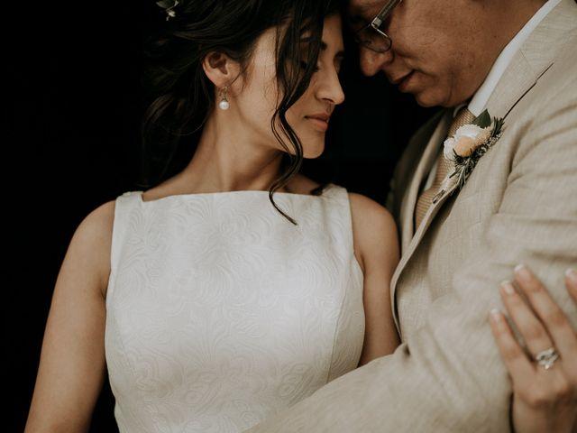 La boda de Mónica y Alan
