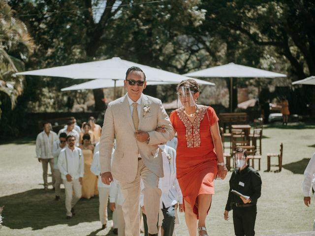 La boda de Alan y Mónica en Tepoztlán, Morelos 9