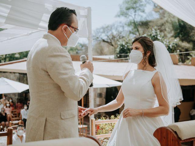 La boda de Alan y Mónica en Tepoztlán, Morelos 13
