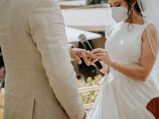 La boda de Alan y Mónica en Tepoztlán, Morelos 15