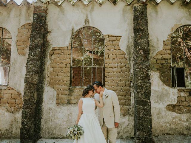 La boda de Alan y Mónica en Tepoztlán, Morelos 16