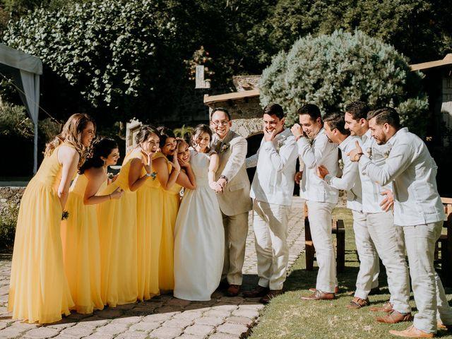 La boda de Alan y Mónica en Tepoztlán, Morelos 20