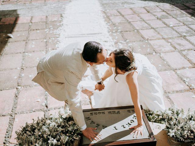 La boda de Alan y Mónica en Tepoztlán, Morelos 22