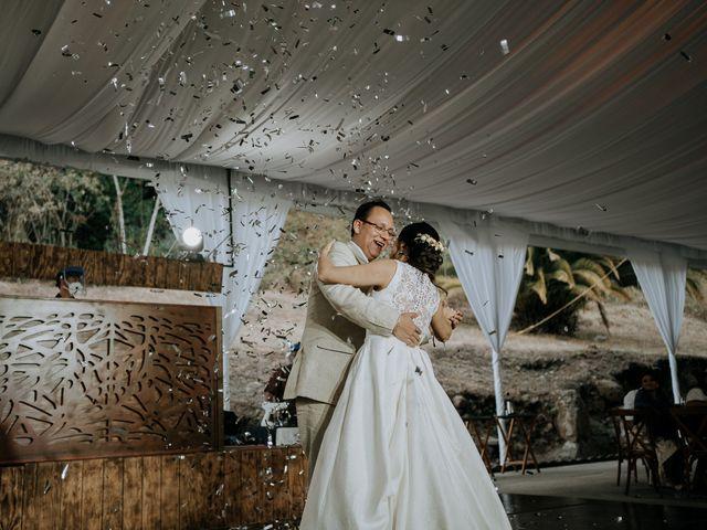 La boda de Alan y Mónica en Tepoztlán, Morelos 33