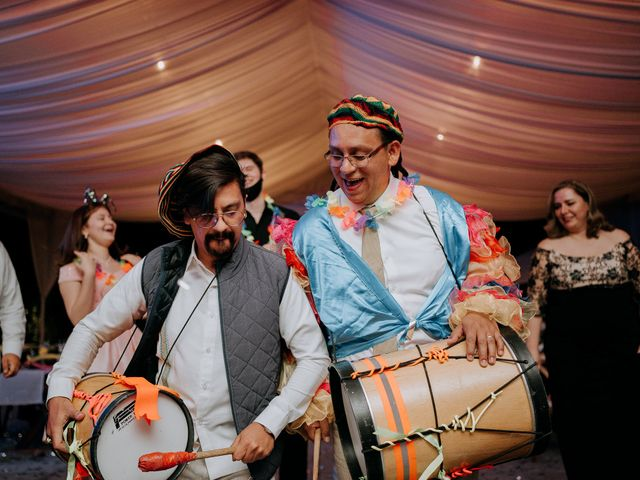 La boda de Alan y Mónica en Tepoztlán, Morelos 36