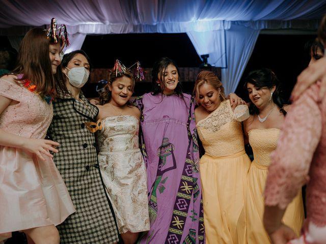 La boda de Alan y Mónica en Tepoztlán, Morelos 39