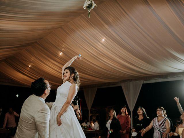 La boda de Alan y Mónica en Tepoztlán, Morelos 40