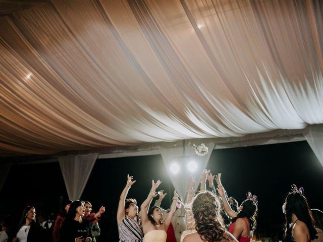 La boda de Alan y Mónica en Tepoztlán, Morelos 41
