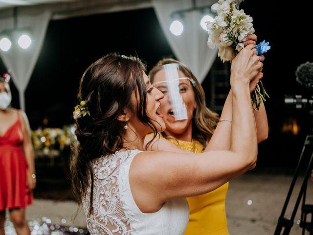 La boda de Alan y Mónica en Tepoztlán, Morelos 42