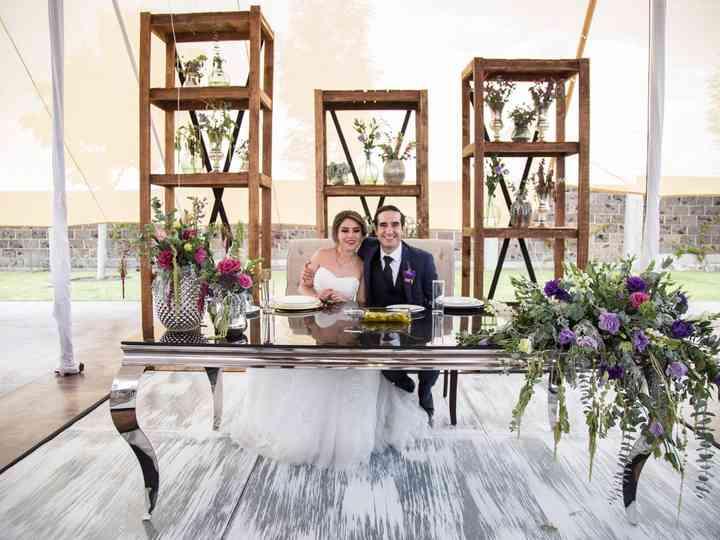 La boda de Jaz  y Dani