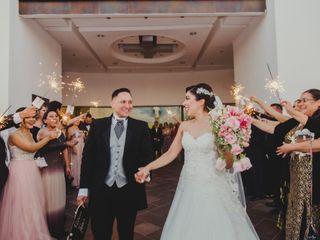 La boda de Lilia y Carlos