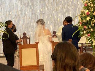 La boda de Flor Valeria  y Jesús Eduardo