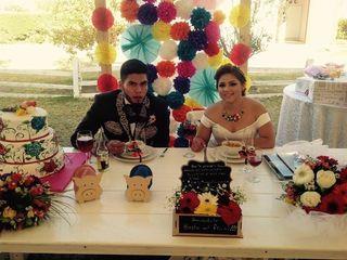 La boda de Itzel  y José Carlos  2