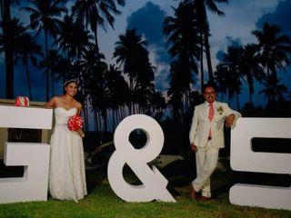 La boda de Sunny y Gerardo