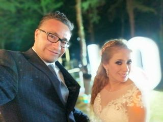 La boda de Lili y Mario