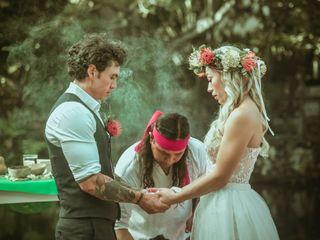 La boda de Cynthia y Lisandro 1