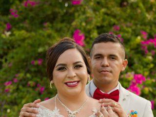 La boda de Kennia y Vicente  2