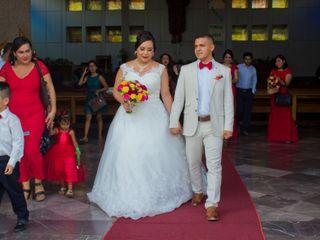 La boda de Kennia y Vicente  3