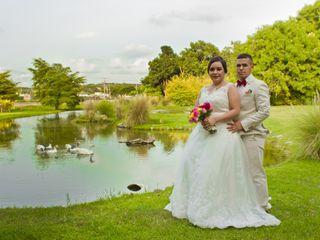La boda de Kennia y Vicente
