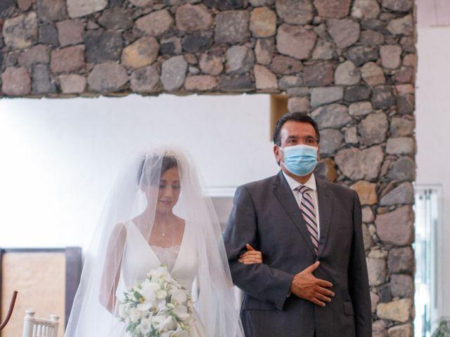 La boda de Andrick y Sara en Atizapán de Zaragoza, Estado México 3